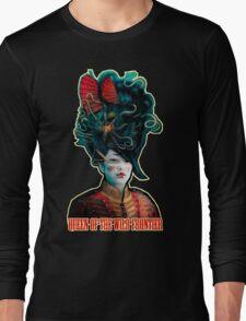 Queen of the Wild Frontier Long Sleeve T-Shirt