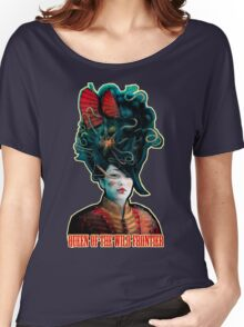 Queen of the Wild Frontier Women's Relaxed Fit T-Shirt