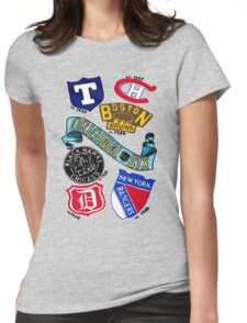 Original Six Womens Fitted T-Shirt