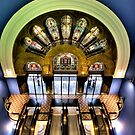 Escalation - QVB, Sydney - The HDR Experience by Philip Johnson