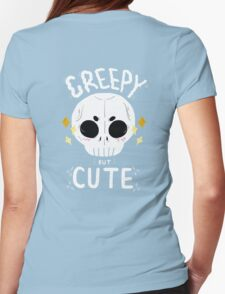 Creepy but cute Womens Fitted T-Shirt
