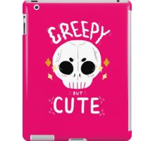 Creepy but cute iPad Case/Skin