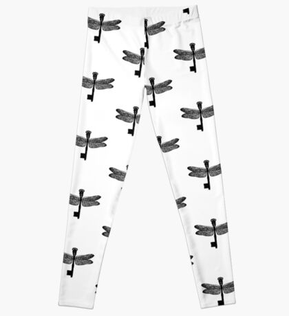 The Dragonfly Key Leggings