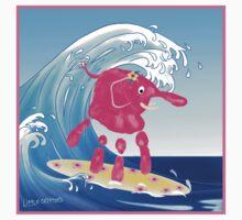 Wave Rider Girl by Carol Heath