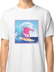 Wave Rider Girl Classic T-Shirt