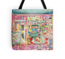 The Little Cake Shop Tote Bag