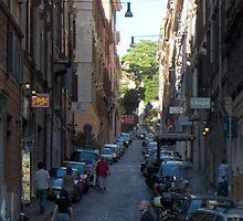 Roman Street  by RFMarcello
