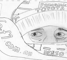 In-Car view of Toyota F109  by Cammo119