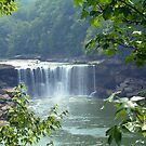 Cumberland Falls ( 1 ) by foxyphotography