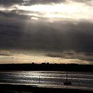 Swan Bay Twilight by Paul Moore