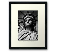 Statue of Liberty II Framed Print
