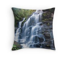 Valley of the Waters Throw Pillow