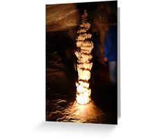 Marengo Cave (1) Greeting Card