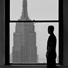 Room with a view. . . by Tom  Marriott