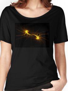 """""""Twin Flames""""  - Fractal Art Women's Relaxed Fit T-Shirt"""