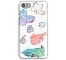 angel sharks iPhone Case/Skin