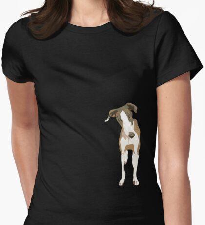Tilt Womens Fitted T-Shirt