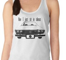 Car Radio Women's Tank Top