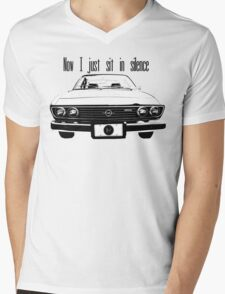 Car Radio Mens V-Neck T-Shirt