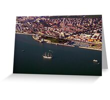 Belem Tower Lisbon Portugal Greeting Card