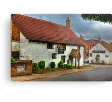Horsebreakers Arms - Hutton Sessay. Metal Print