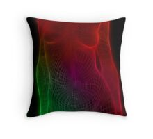 Anatomical Geometry 06 Throw Pillow