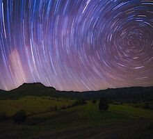 Lost World Star Trails by McguiganVisuals