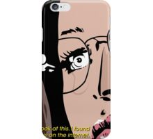 I Found This on the Internet iPhone Case/Skin