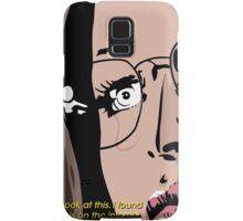 I Found This on the Internet Samsung Galaxy Case/Skin