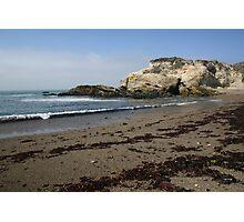 Montanya de Oro Beach Photographic Print
