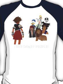 I See Disney People! T-Shirt