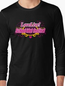 Love Live School Idol Festival !  Long Sleeve T-Shirt