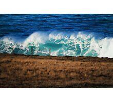 Mutant wave Photographic Print
