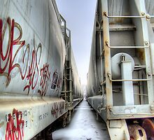 Box Cars by Jigsawman