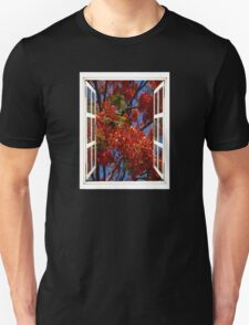 Red Canopy Unisex T-Shirt