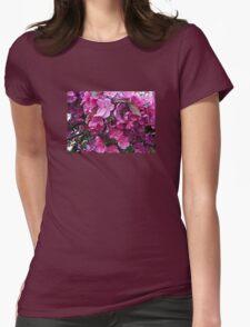 Dark Pink Cherry Blossoms T-Shirt