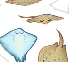 sea pancakes Sticker