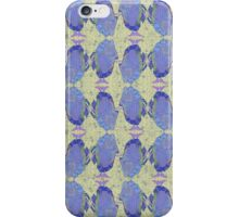 Mermaid No.2 with shells by Fern Smith iPhone Case/Skin