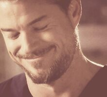 Mark Sloan smiling by cristinaandmer