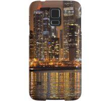 Chicago Lights Samsung Galaxy Case/Skin