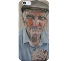 Man from Istanbul iPhone Case/Skin