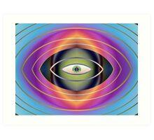 The Hungry Eye Art Print