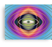 The Hungry Eye Canvas Print