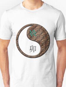 Aquarius & Rabbit Yin Earth T-Shirt
