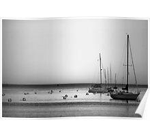 Yachts II Poster