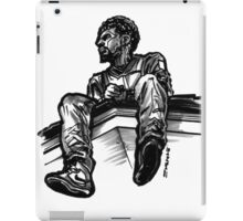 Drive Down the Forest Hills in 2014  iPad Case/Skin