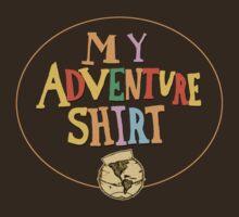 My Adventure Shirt by teefu