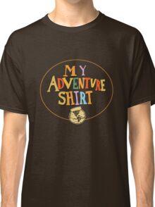 My Adventure Shirt Classic T-Shirt