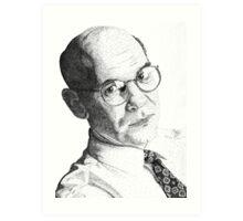 Walter Skinner Art Print