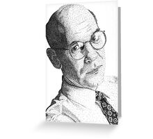 Walter Skinner Greeting Card